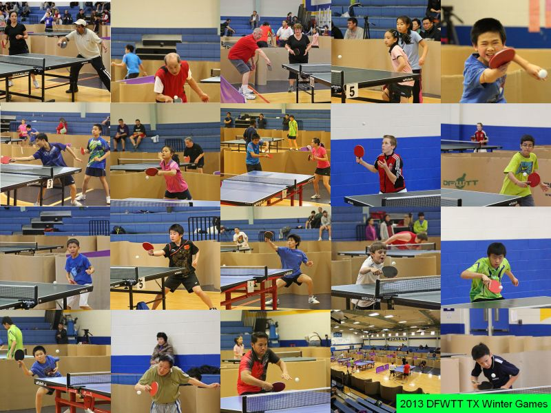 DFWTT 2013 Winter Games