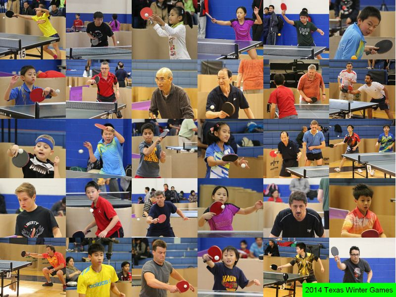 DFWTT 2014 Winter Games